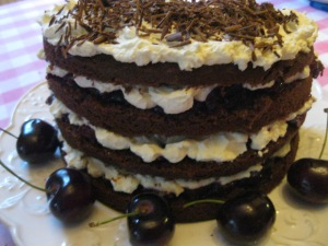 Black Forest Gateau  2