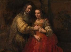 De Joodse bruid, Rijksmuseum