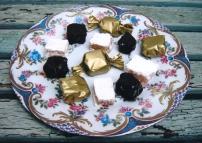Quince Turkish Delight, Chocolates and Tudor Aphrodisiacs