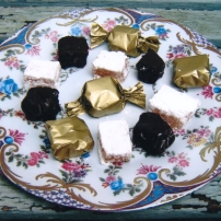 Quince Turkish Delight, Chocolates and Tudor Aphrodisiacs