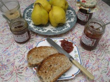 Quince Jam, Jelly and Curd 2