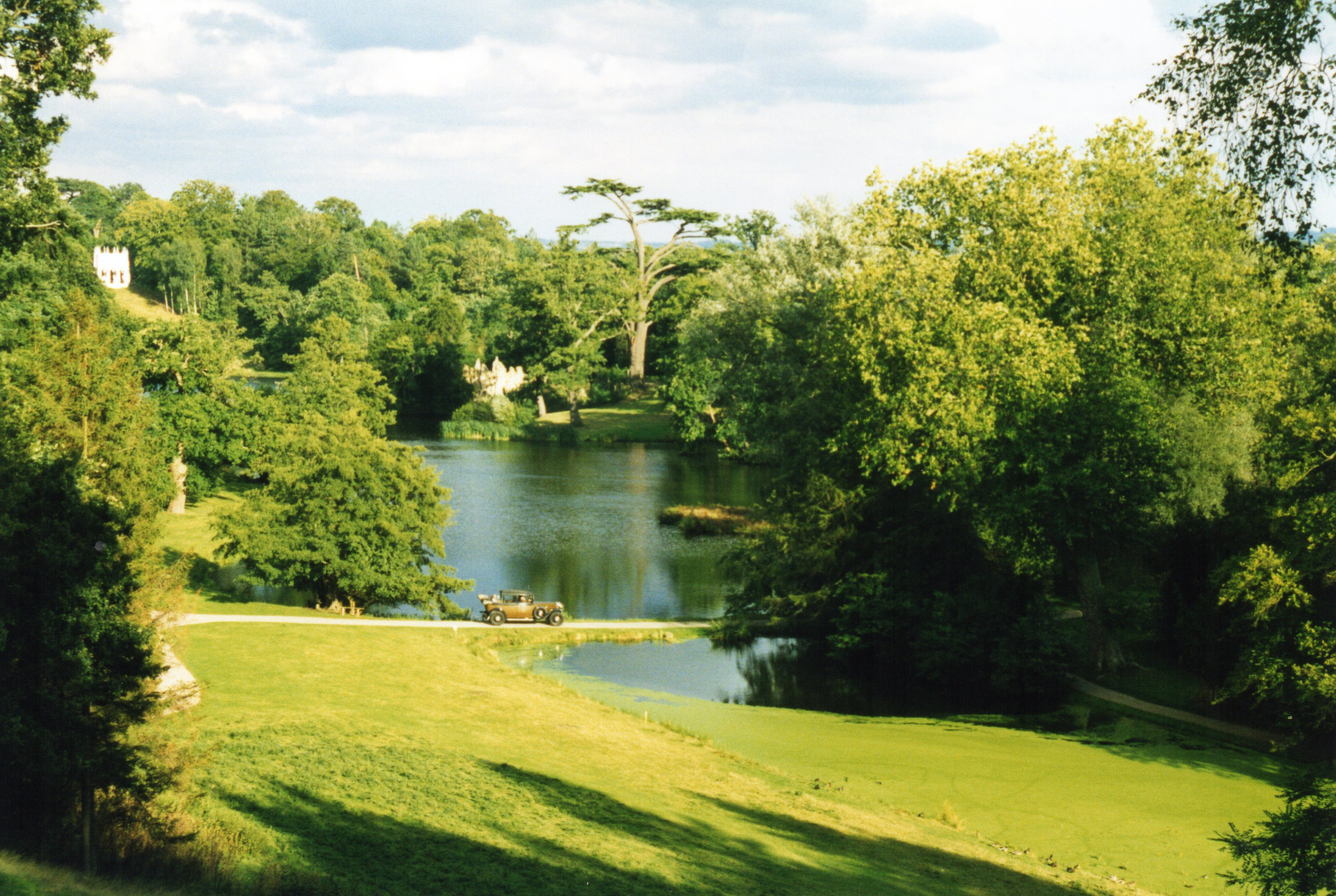 Claremont and Painshill |