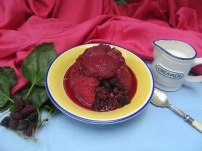Summer Pudding and Silk