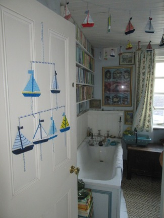 Bathroom Bunting 1
